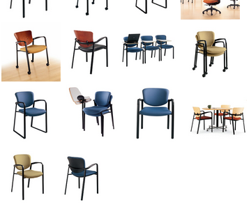 type of chair