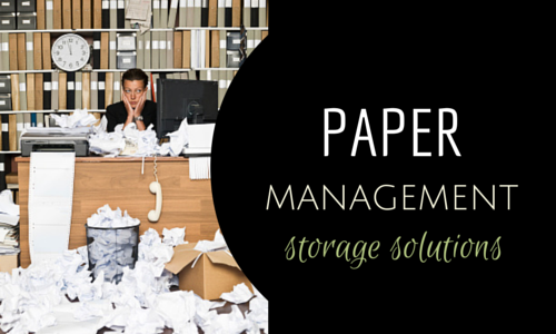 Paper-Management-Solutions