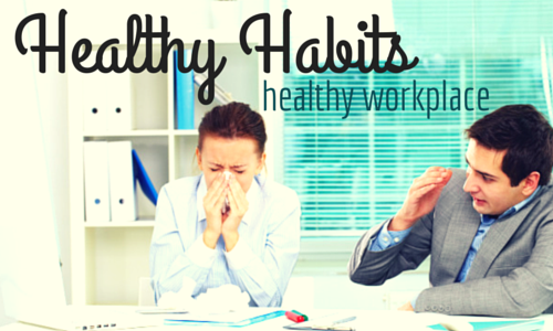 Healthy Workplace Healthy Habits Envirotech Blog