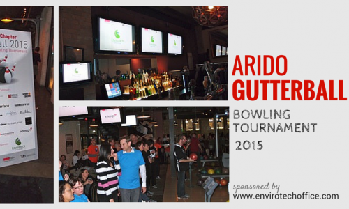 ARIDO GTA Gutterball Tournament 2015