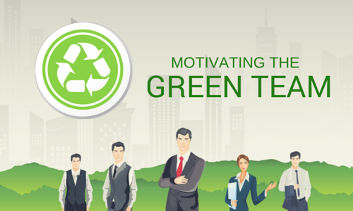 Motivating Green Team