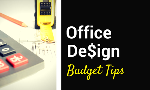 Office Design Budget Blog Post