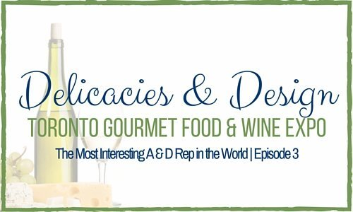 Toronto Gourmet Food & Wine Expo