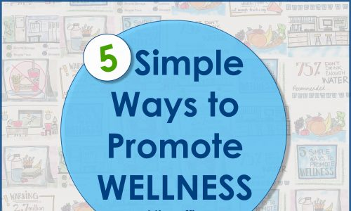 5 Simple Ways to Promote Wellness at the Office Image