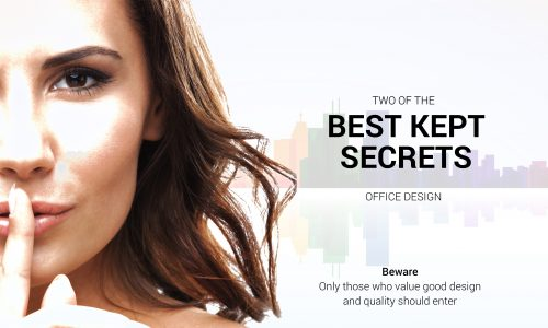 Two Best Kept Secrets in Office Furniture