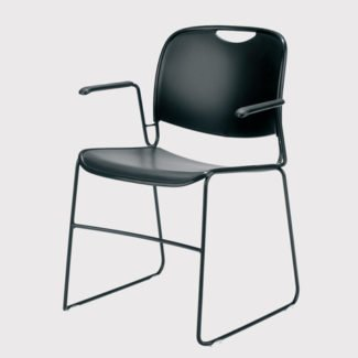 Lacasse 4800 Stacker Chair with Arms
