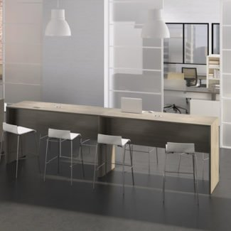 Lacasse Nex Cafe Height Table