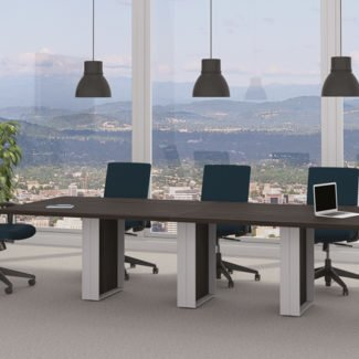 Lacasse Quorum Rectangular Conference Table