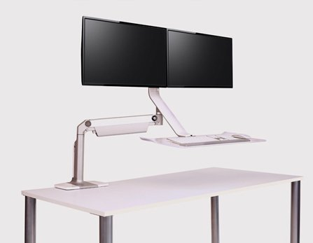 Desk accessories, monitor stands, keyboard stands, whiteboards