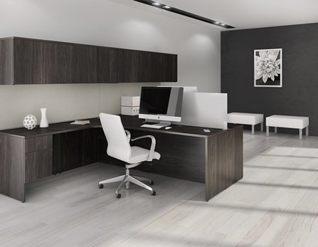 Executive desks for private offices