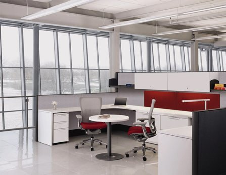 Create focused, quiet cubicles for your employee workstations