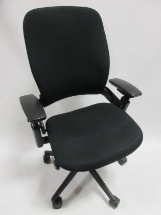 STEELCASE LEAP V2 CHAIRS