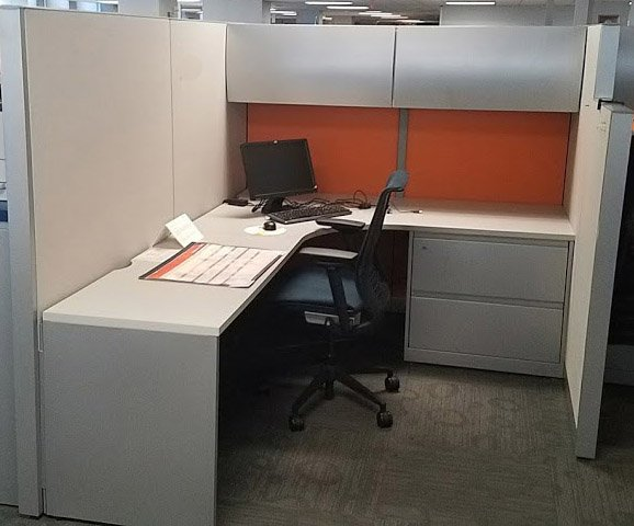 STEELCASE – ANSWER CUBICLE