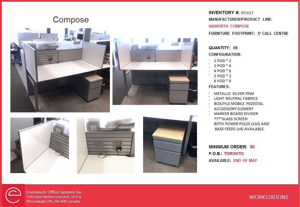 HAWORTH COMPOSE