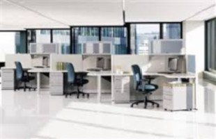 Haworth Unigroup Cubicles