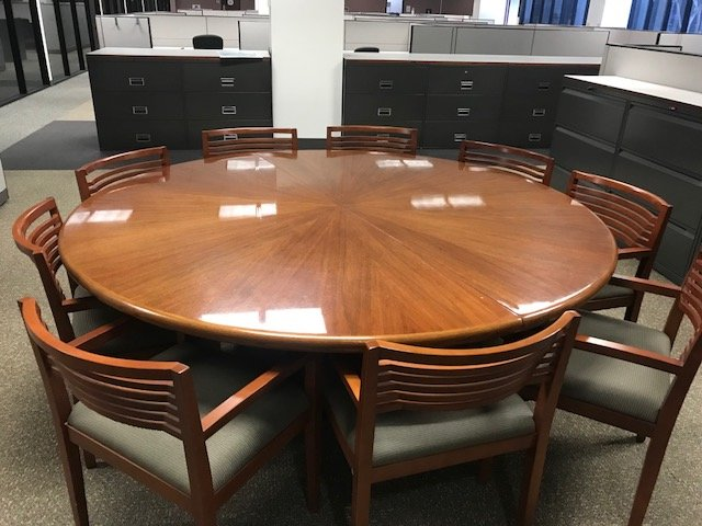 Custom Conference and Boardroom Tables