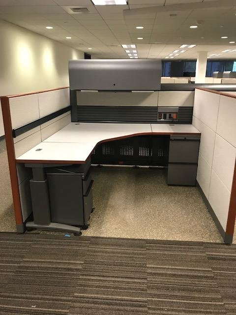 Knoll Current Cubicles