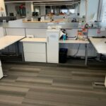 Herman Miller Canvas stations with H.A.T 30x60